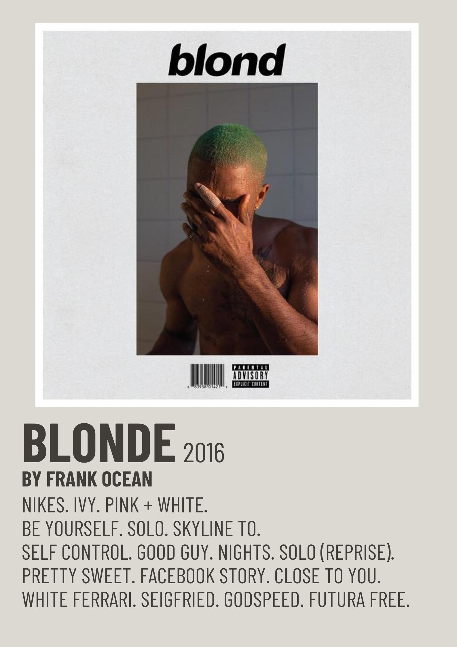 minimalist music poster music poster