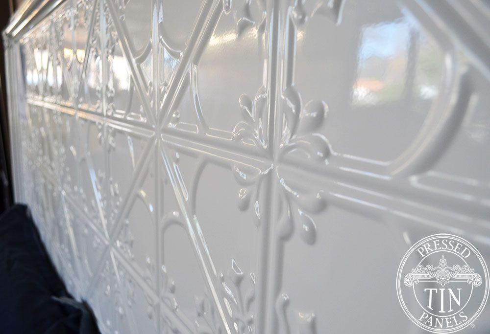 Pressed Tin Panels, Splashbacks, Cornice, Ceiling & Wall Panels