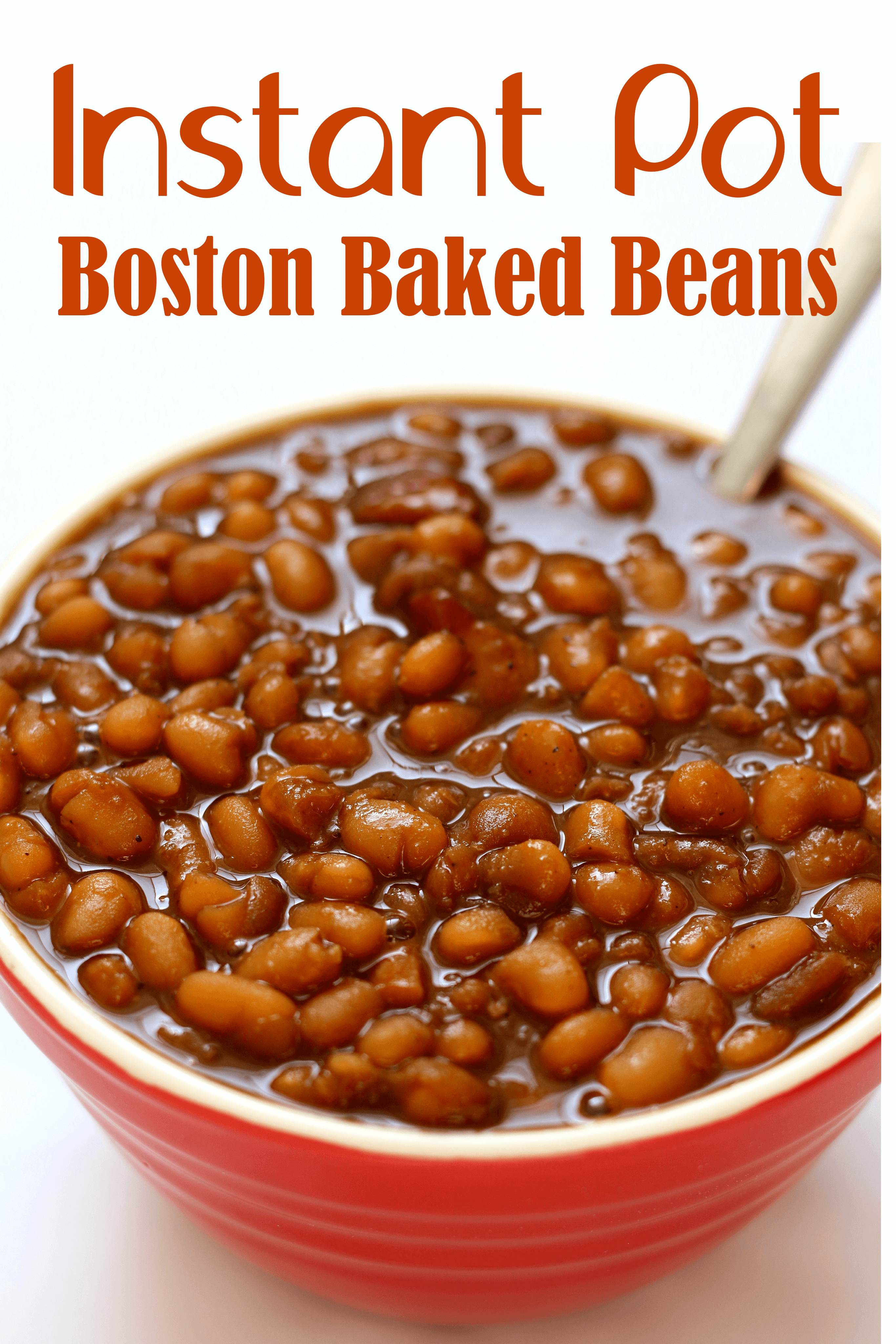 Instant Pot Boston Baked Beans 365 Days Of Slow Cooking And Pressure Cooking Recipe Boston Baked Beans Baked Beans Homemade Baked Beans