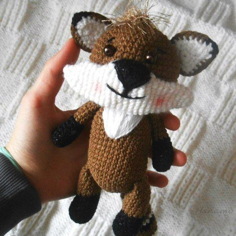 Amigurumi raccoon free crochet pattern | muñecos a ganchillo ...