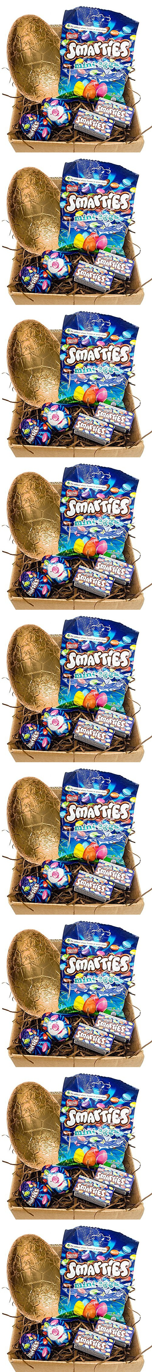 Smarties easter egg gift set with goldern easter egg perfect little smarties easter egg gift set with goldern easter egg perfect little gift for this easter negle Images