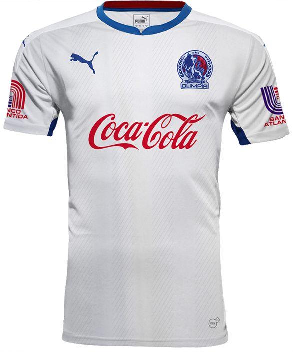 7e6a988a19085 Puma divulga novas camisas do Club Olimpia - Show de Camisas ...