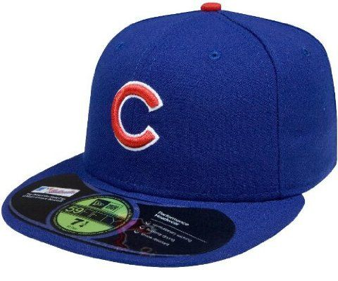 0981cedd594ca MLB Chicago Cubs Authentic On Field Game 59FIFTY Cap