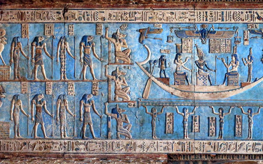 New Hieroglyphics Translations Offer a Glimpse of Ancient