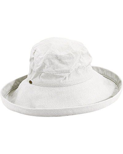 dce55f32be174 Scala Women s Cotton Big Brim Hat