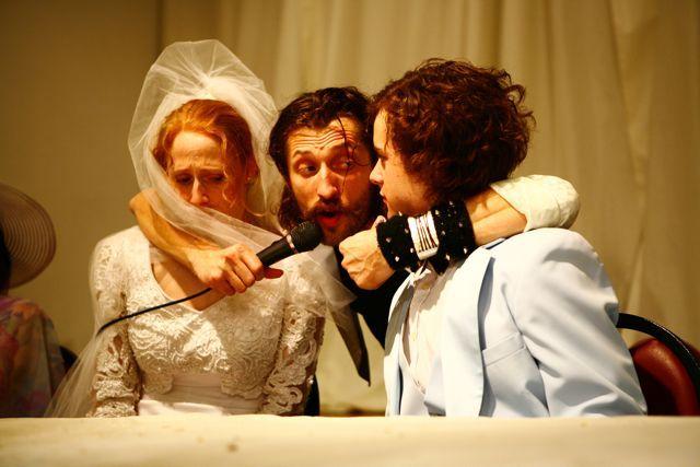 Gogol Bordello American Wedding