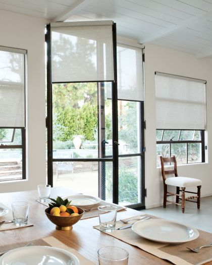 Solar Roller #Shades In 14046 Linux/ Marble