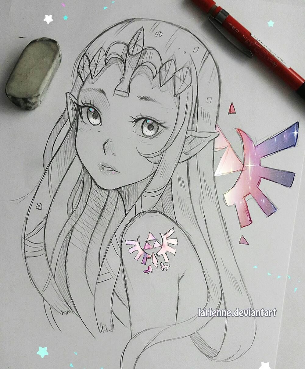 """""""You left a mark on me"""" The Zelda craze is still in the"""