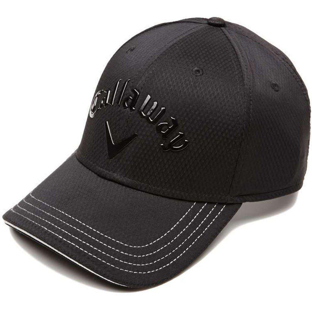 Callaway Black Liquid Metal Cap Black Liquid a7b6acd4096