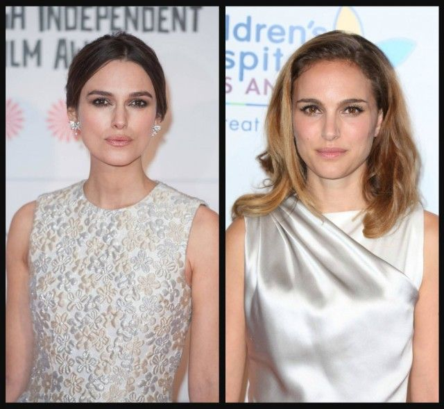 24 lookalike celeb pairs you get confused actresses celebrity and