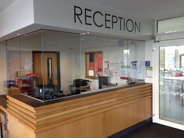 Reception Office Waiting Rooms Office Reception Area