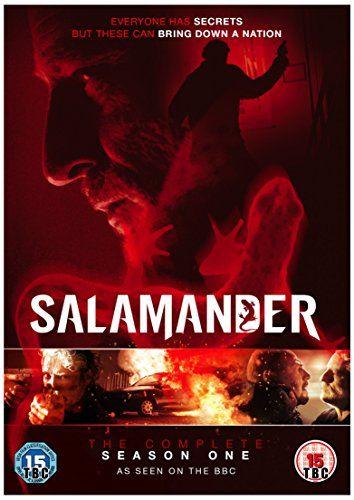 From 12 42 Salamander The Complete Season One Dvd 2012 Salamander Tv Series Seasons
