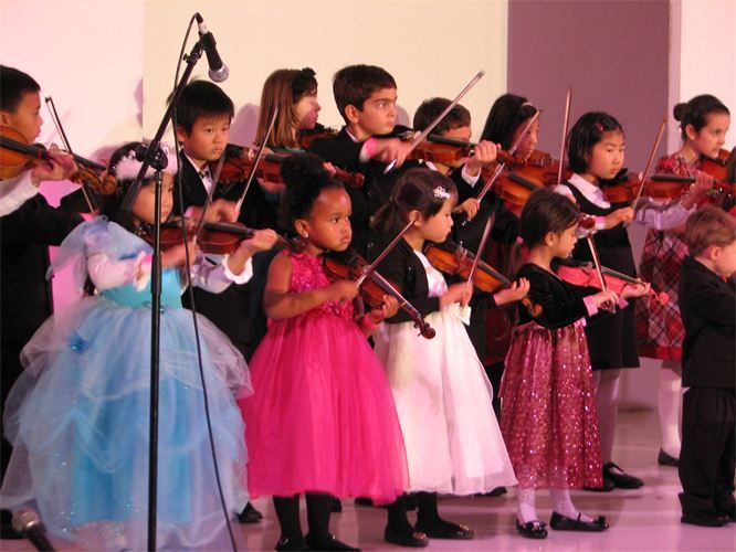 Palos Verdes Strings - Torrance Memorial Concert 2012 - Rancho Palos Verdes, CA