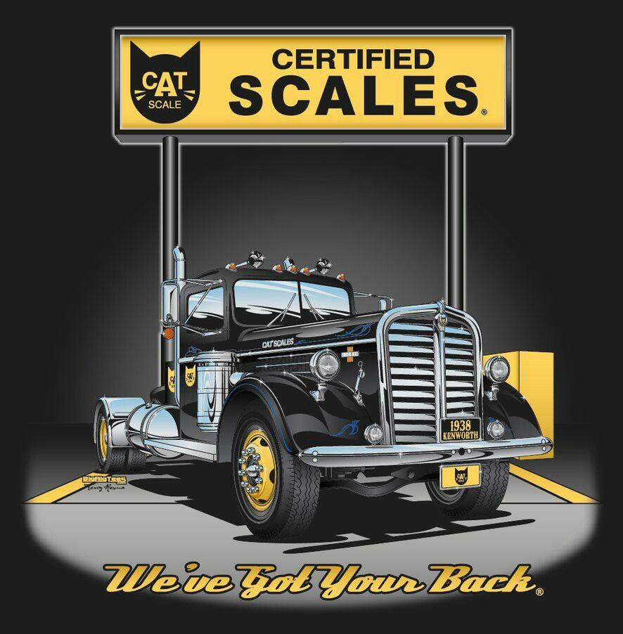 Big Rig Tee Logo 2 Truck art, Big trucks, Trucks