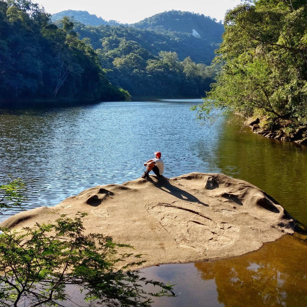 Acude Do Camorim Parque Estadual Da Pedra Branca Rj Em 2020