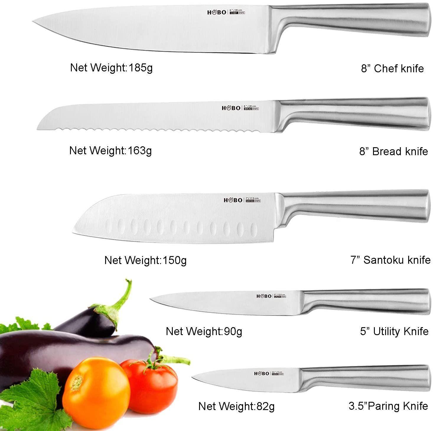 Chefs Knife Set 41 Off Deal In 2020 Knife Set Kitchen Best Chef Knife Set Kitchen Knives