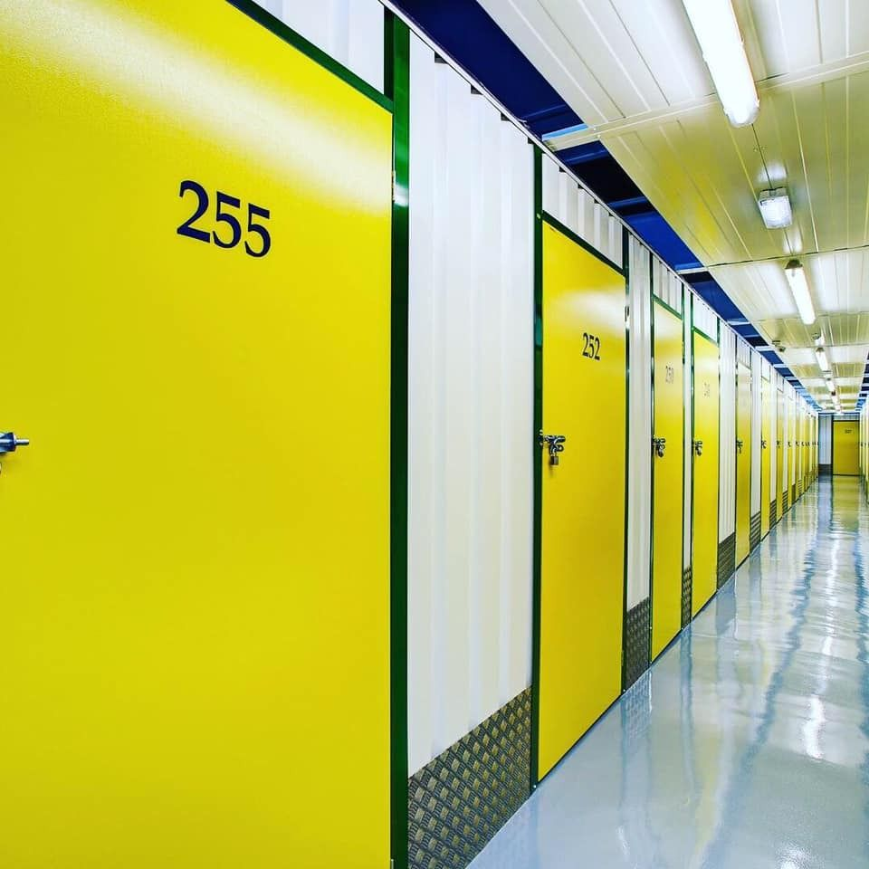 How can document storage help you be more organised at