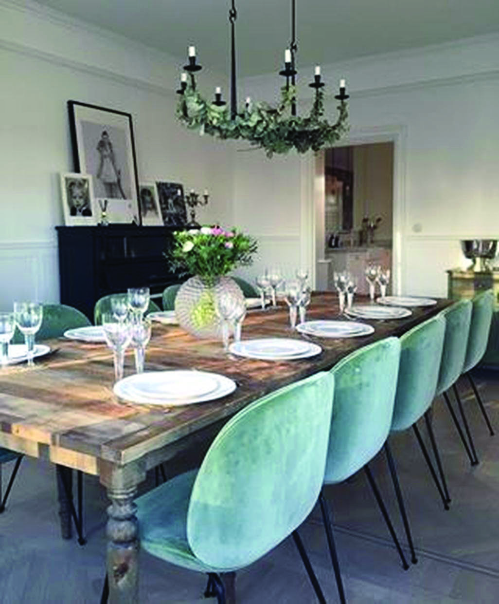 Rustic Dining Room Concepts That Are Actually Nation Chic All The