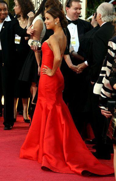 Eva Longoria Photos: The 66th Annual Golden Globe Awards