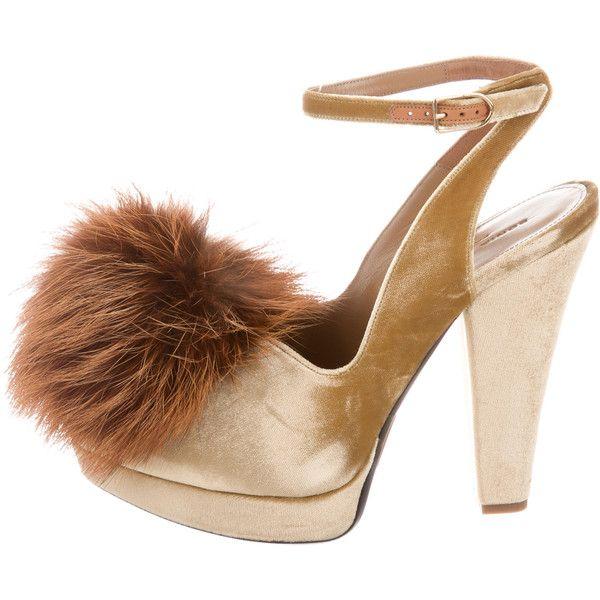 Pre-owned - Velvet heels Sonia Rykiel sVXaT8v