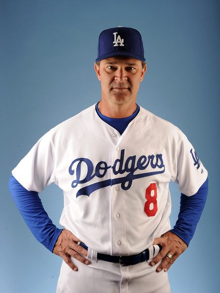 Don Mattingly Admirable Aplomb During The 2013 Season With The Dodgers Great Manager And Nice Guy Baseball Needs M Don Mattingly Dodgers Baseball Dodgers
