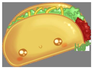 Cute Taco By Metterschlingel On Deviantart Tacos Taco Cartoon Cute Food