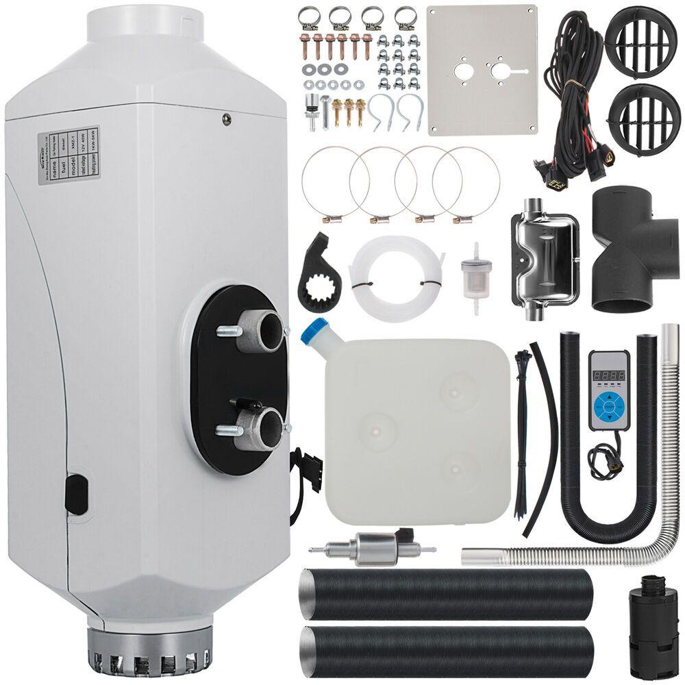 (Sponsored eBay) ty 12V 5000W Heater Diesel Parking Fuel
