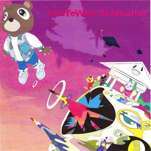 Graduation Album Graduation Album Kanye West Album Cover Kanye West Albums