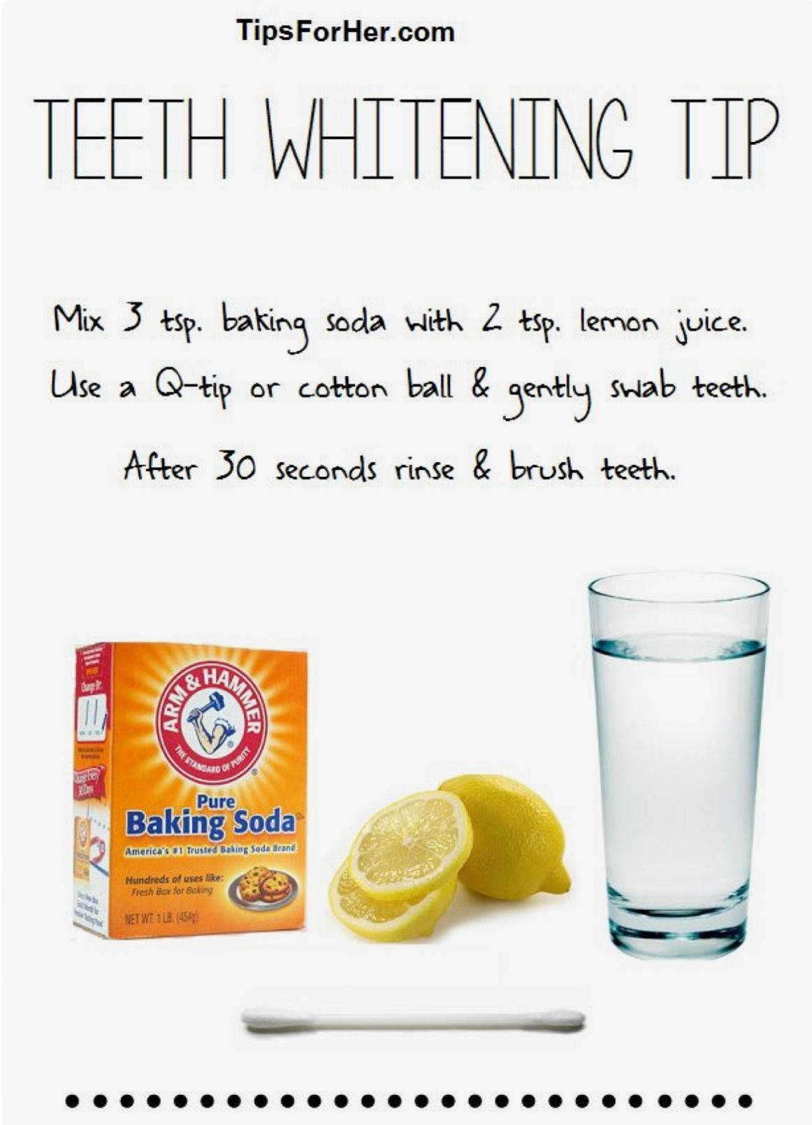 Do it yourself teeth whitening Simple easy and FREE  Get a