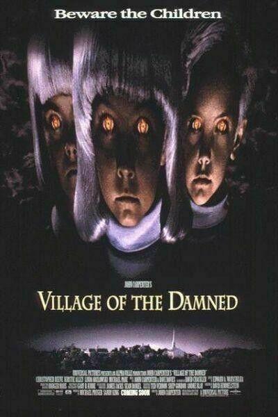 El Pueblo De Los Malditos Horror Movies Horror Movie Posters Scary Movies