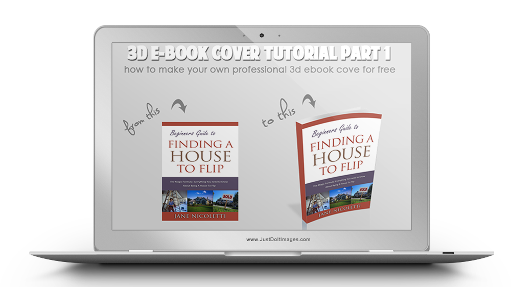 How To Make Your Own Free 3d Ebook Cover Template 1 Better Blog Images Cover Template Make It Yourself Ebook Cover