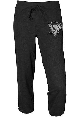 College Concepts Pittsburgh Penguins Women s Retreat Capri - Shop.NHL.com a656ede5626b