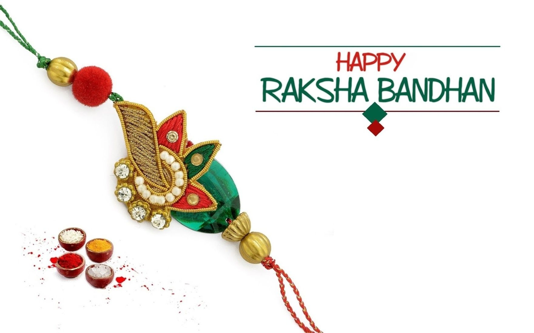 Wishing All The Brothers And Sisters A Happy Raksha Bandhan From