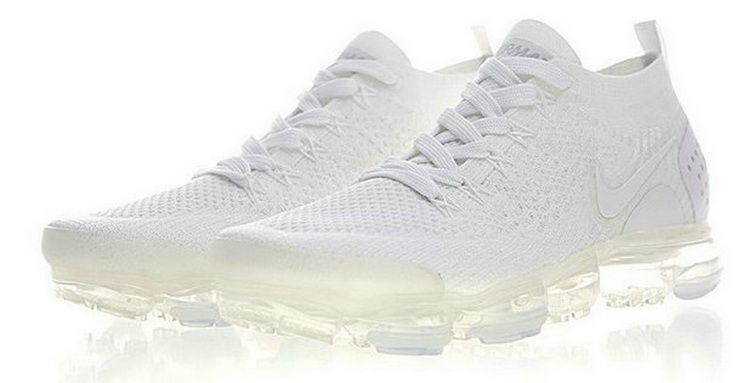 5bb5201a3559 Factory Autentico Nike Air VaporMax 2 0 Bianca Bianca-Pure Platinum 942842-100  In