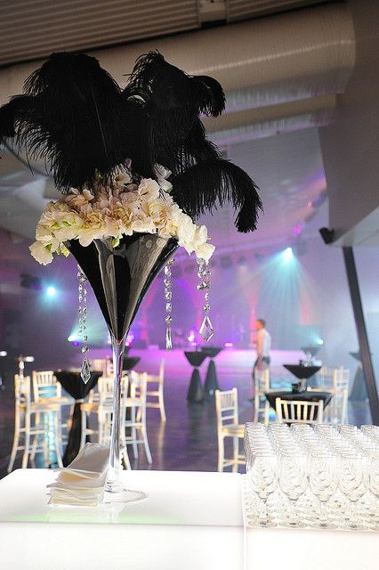 Untitled | Centerpieces, Prom and Gatsby