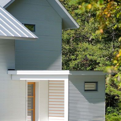 Contemporary Clapboard Siding Design Pictures Remodel Decor And Ideas Page 10 Modern Farmhouse Design Modern Farmhouse Modern Farmhouse Exterior