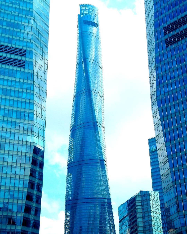 Pudong, Shanghai, China. #pudong #shanghai #architecture