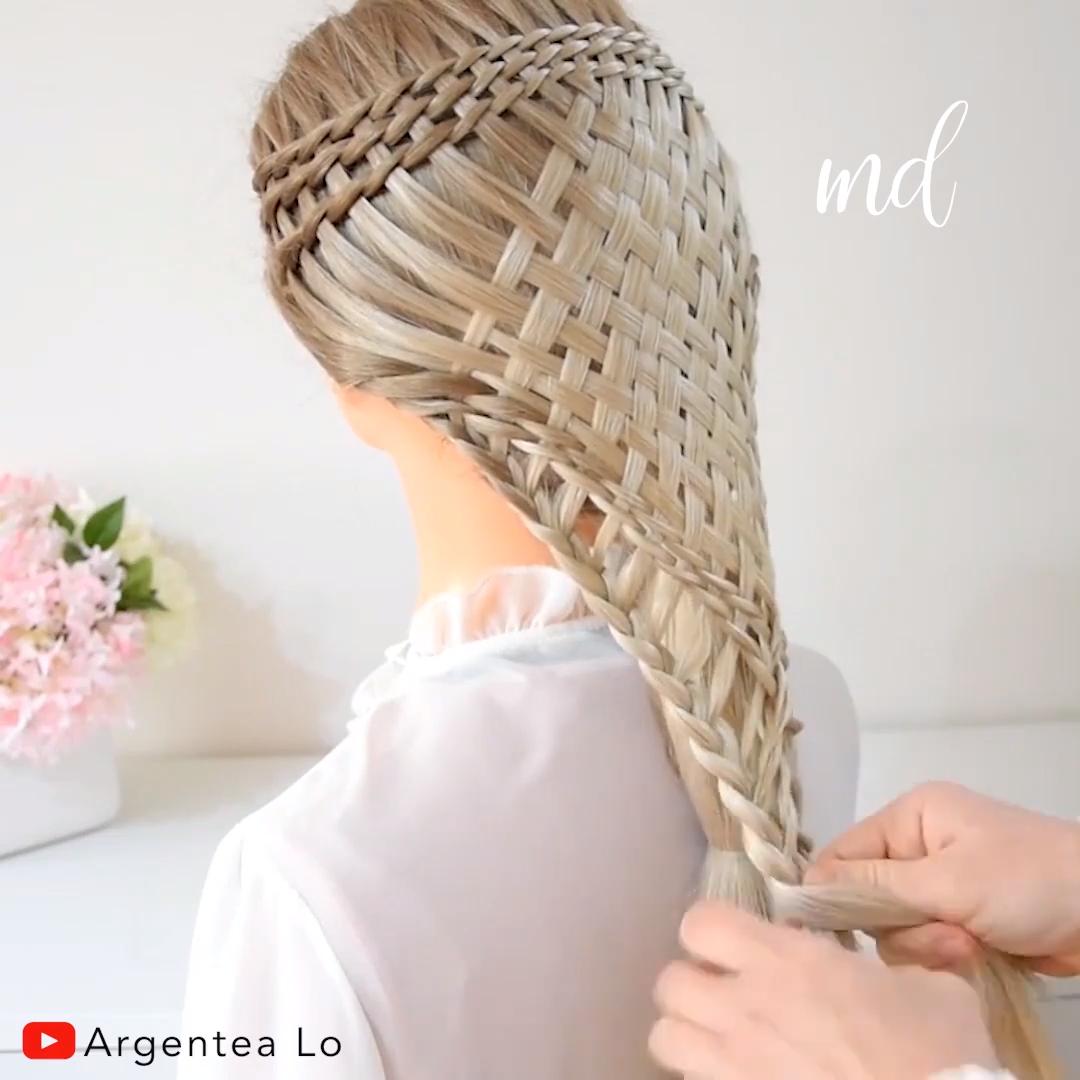 Braid Twist Hairstyle In 2020 Haar Styling Geflochtene Haare Geflochtene Frisuren