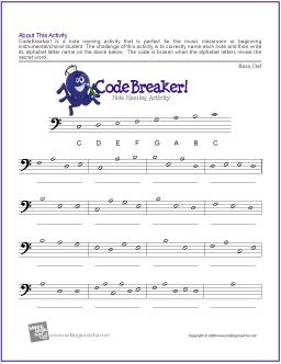 1000+ images about Music Theory Worksheets and Games on Pinterest ...