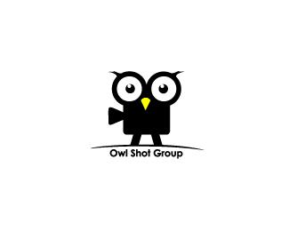 Owl Shot Group By 1ta Owl Logo Beautiful Logos Animal Logo
