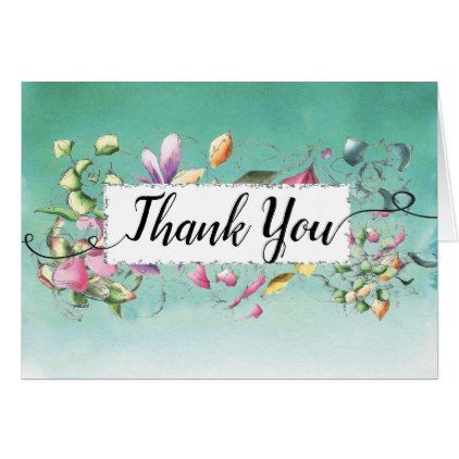 Wedding thankyoucards succulent watercolor floral thank you wedding thankyoucards succulent watercolor floral thank you note cards wedding thank you cards pinterest thecheapjerseys Images