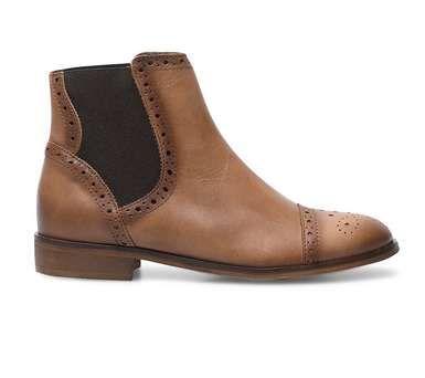 5a64547390ad chelsea boots camel Bottines Camel Femme