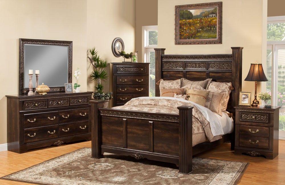 Wunderschöne Traditionelle Traditionelles schlafzimmer