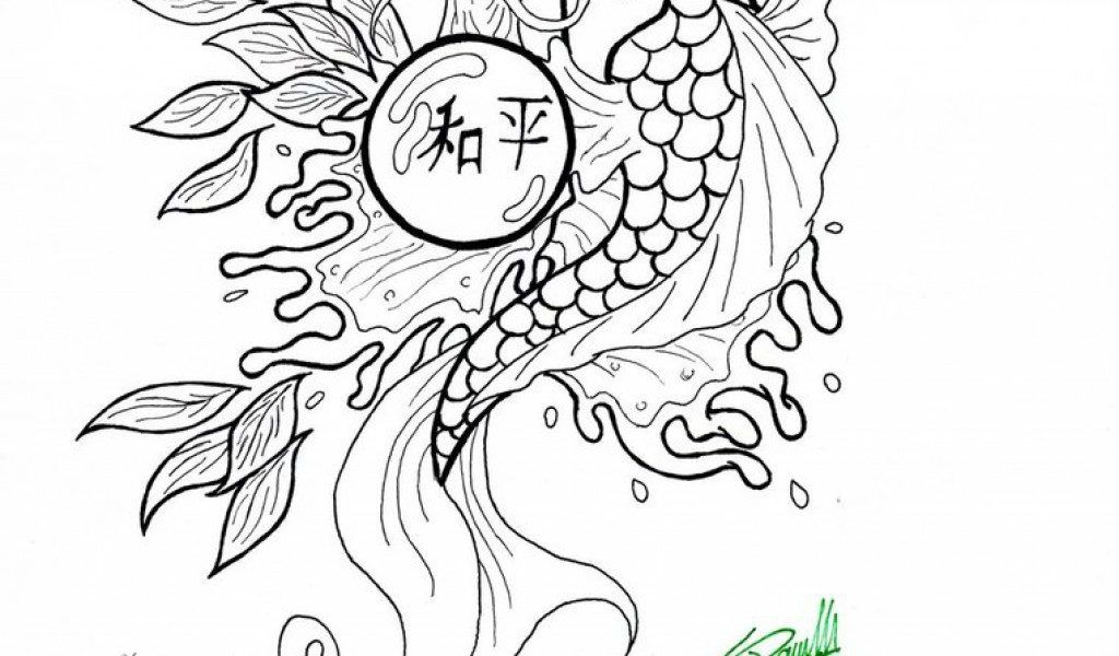 Wocket Free Coloring Pages Coloring Pages Fish Coloring Page