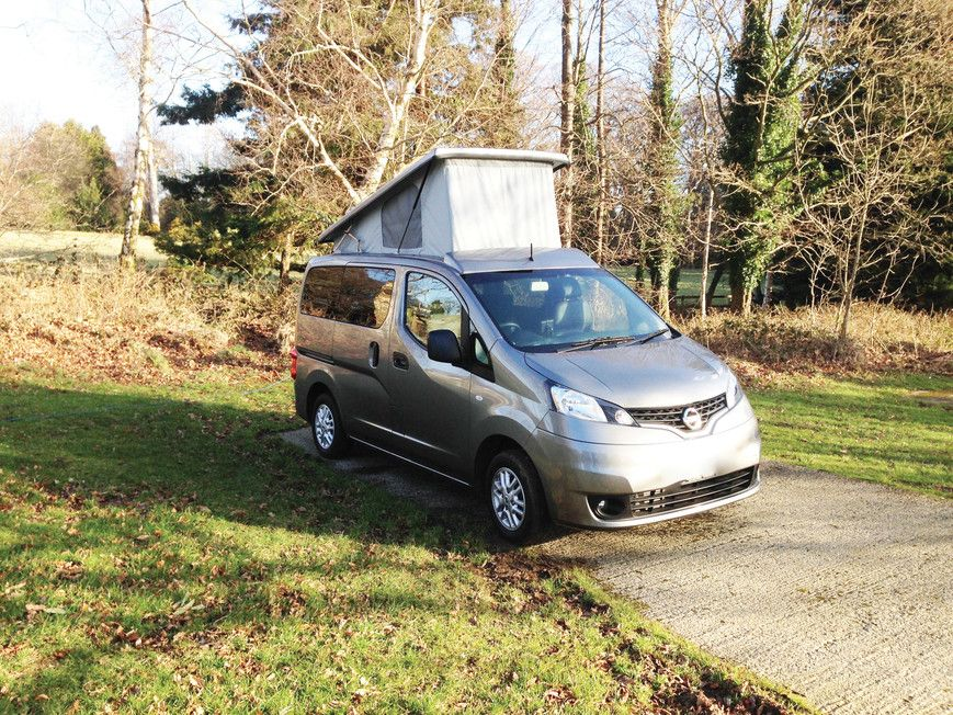 converting a nissan nv200 into a campervan 1 read what. Black Bedroom Furniture Sets. Home Design Ideas