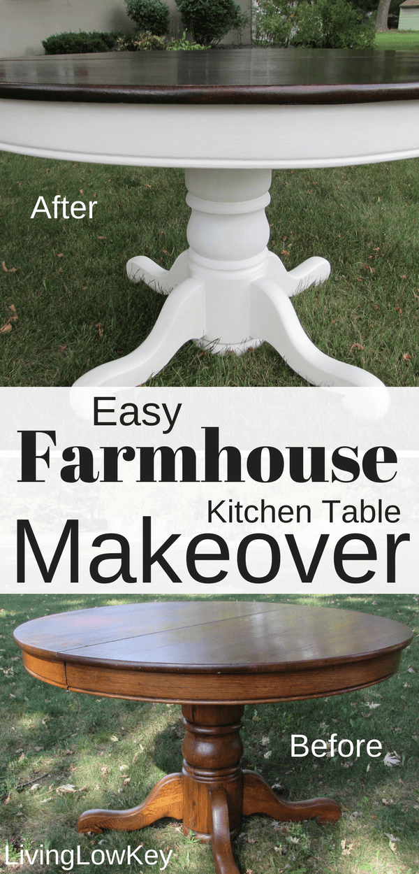 Diy farmhouse table project that will help you save money diy diy farmhouse table project that will help you save money solutioingenieria Image collections