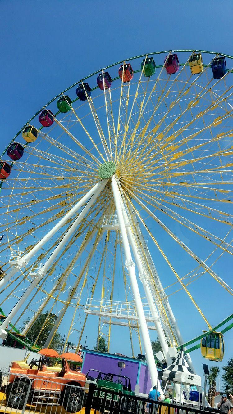 Skywheel Adventure, Photo, Fair grounds