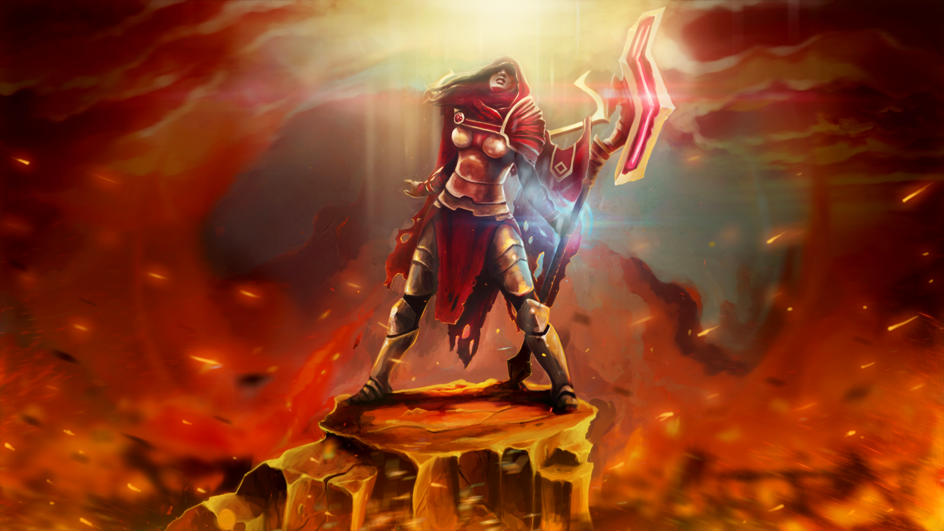 Dota 2 Legion Commander Backgrounds Is Cool Wallpapers