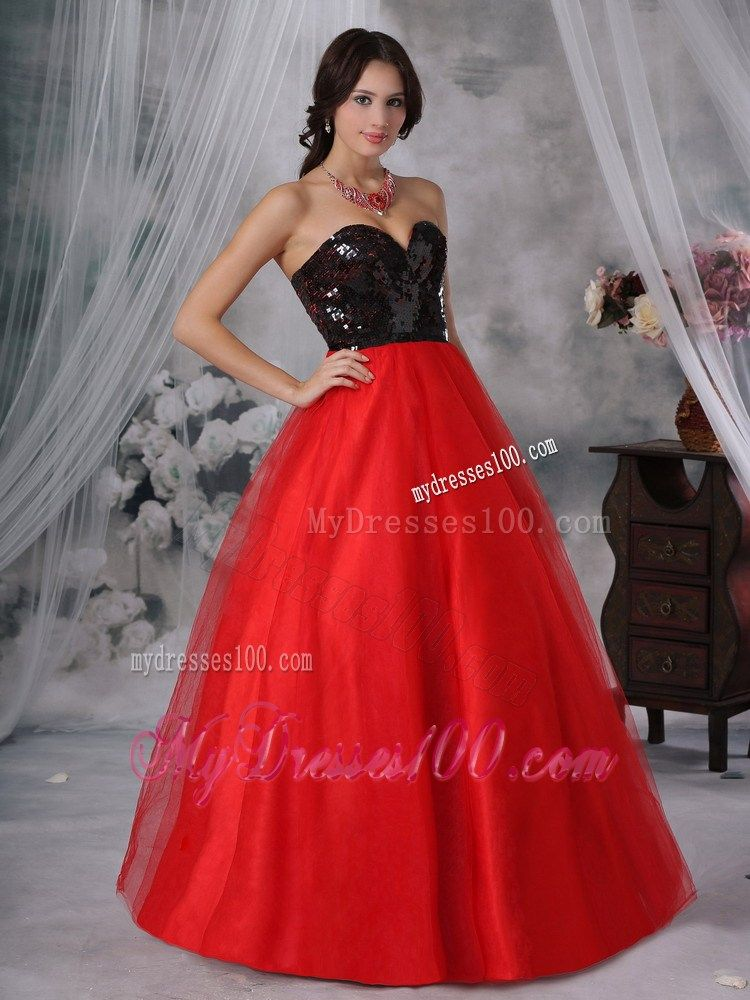 red and black formal dress - Google Search | Formal Dresses ...