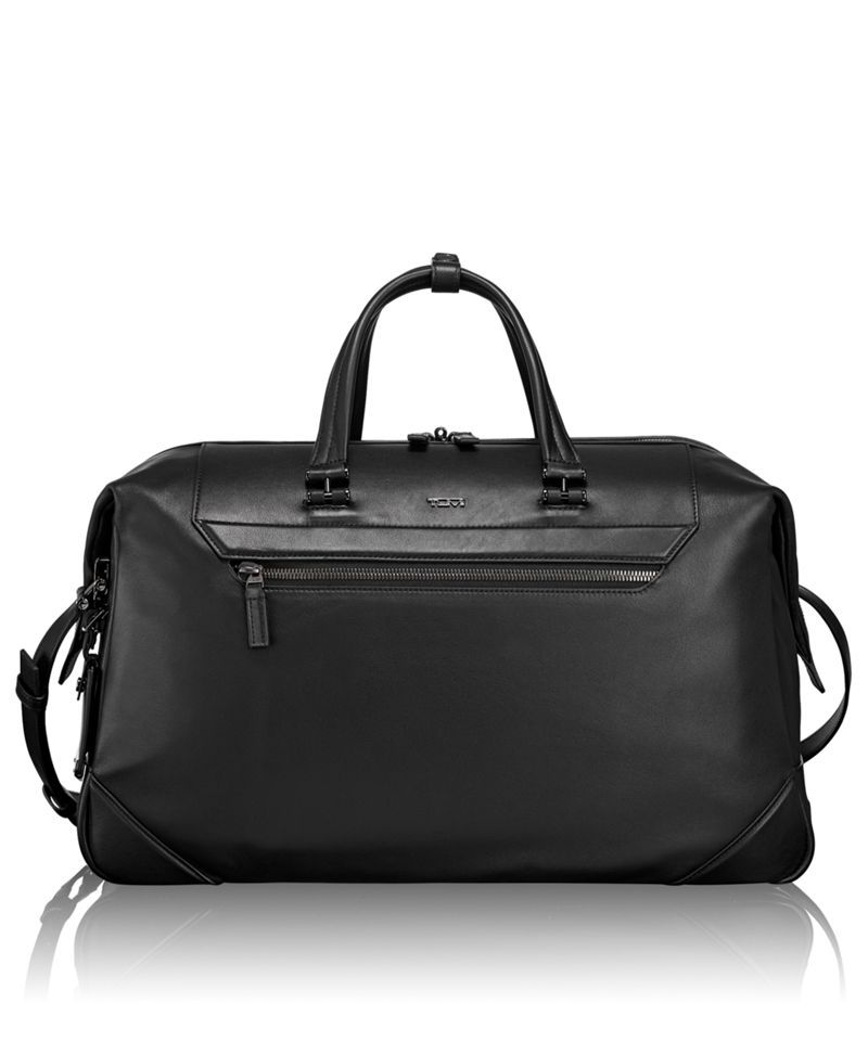 Lenox Leather Duffel Ashton Tumi United States